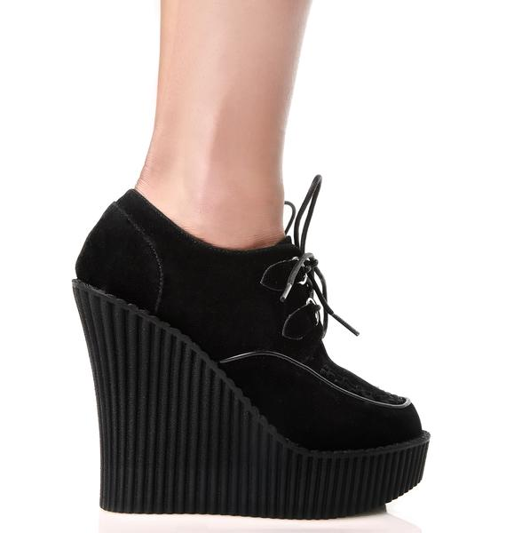 Demonia Distraught Creeper Wedges
