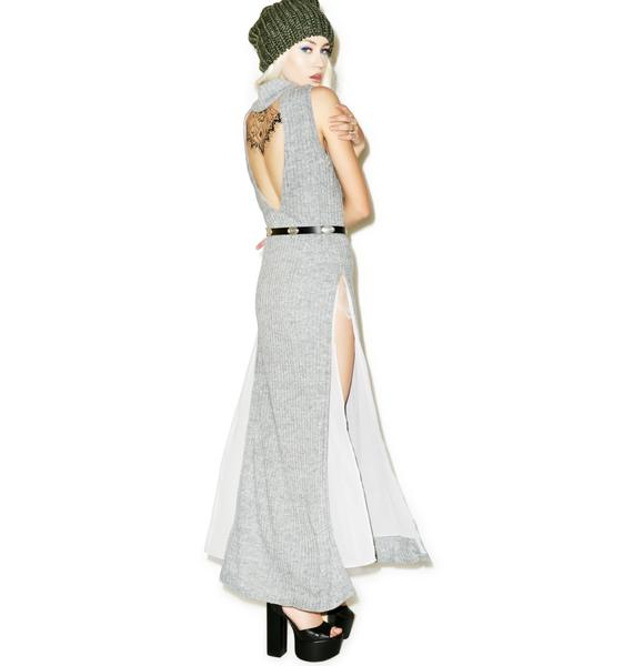 Long Goodbye Maxi Dress