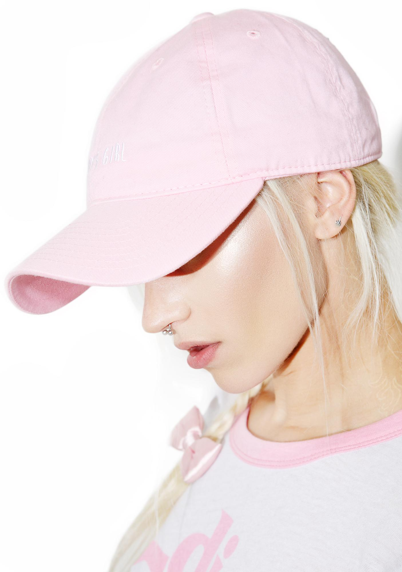 MeYouVersusLife Daddy's Girl Cap