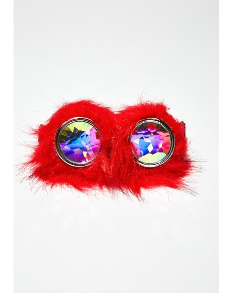 Fur Goggles