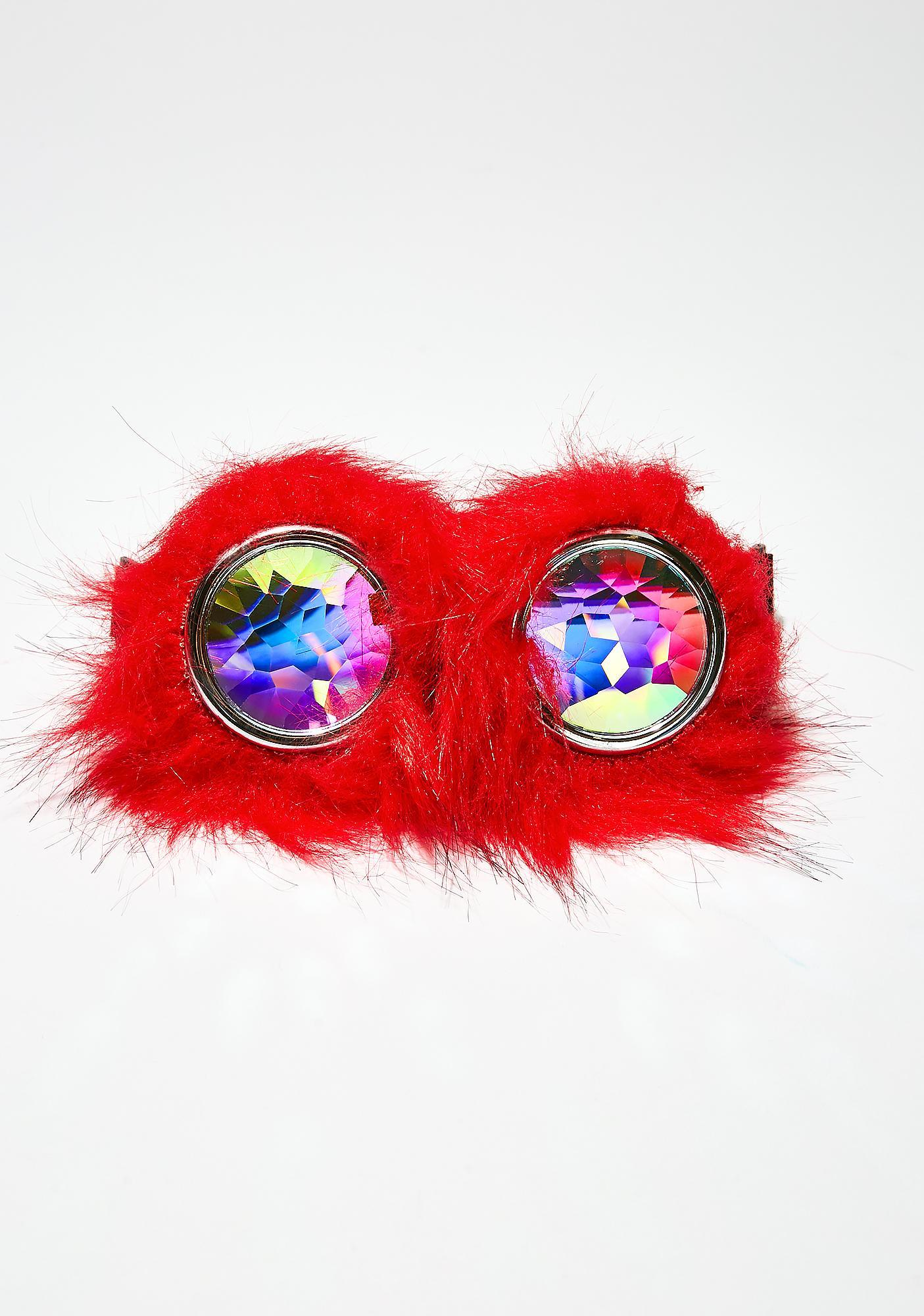 Cyberdog Fur Goggles