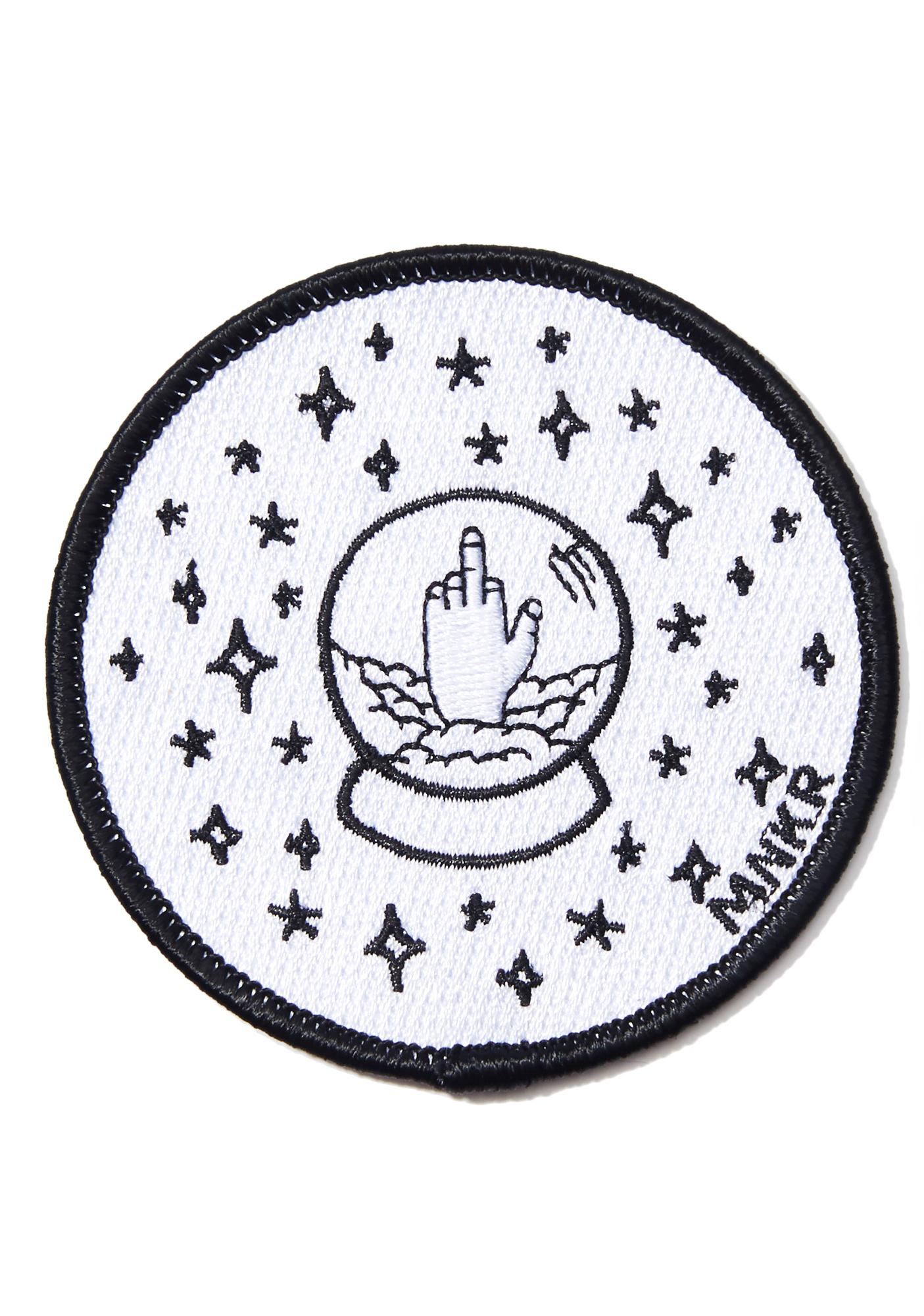 MNKR Crystal Ball Patch
