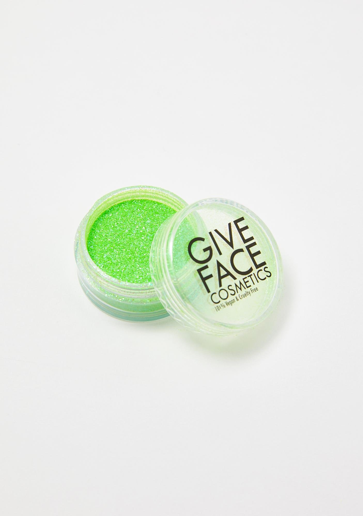 Give Face Cosmetics Gwenore UV Reactive Glitter