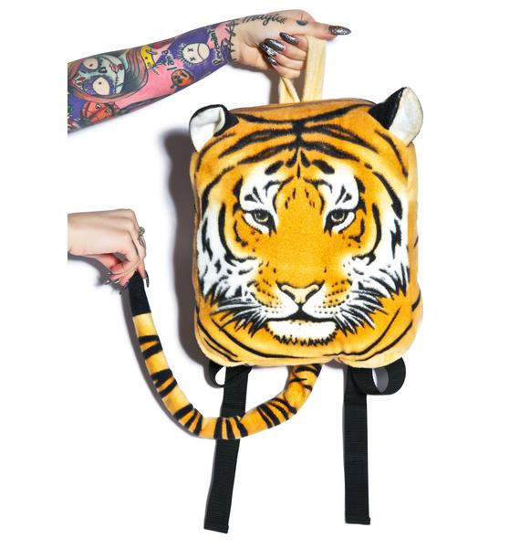 Tiger Tail Backpack