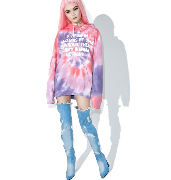 Jac Vanek Pajamas Hoodie
