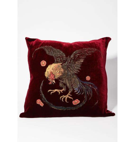 HUF Wild Cock Pillow