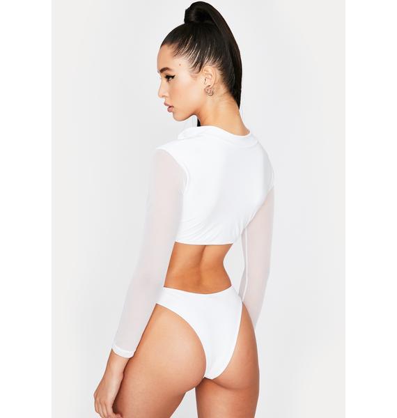 Takin' Off Long Sleeve Bikini Set