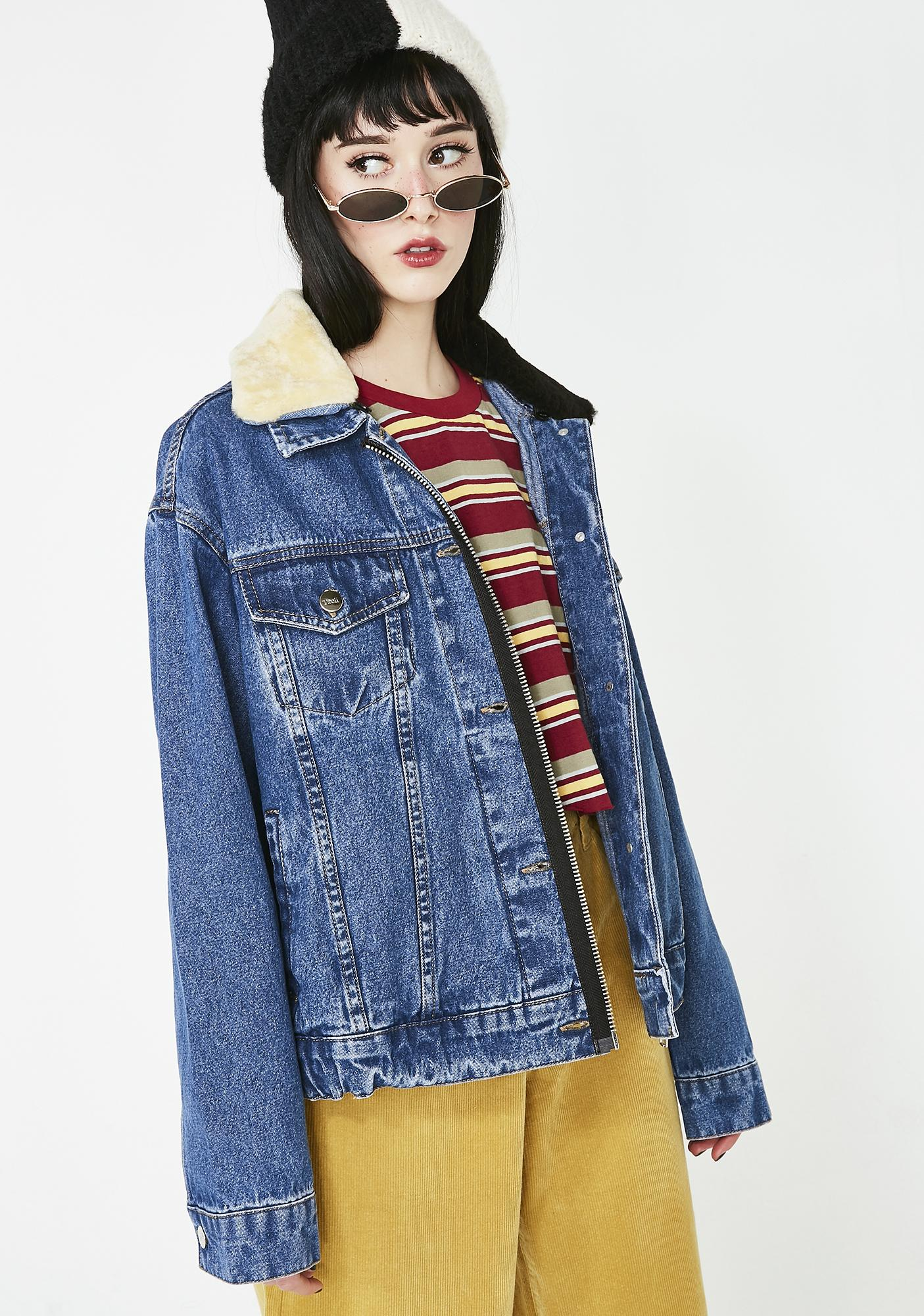 Tach Clothing Lina Denim Jacket