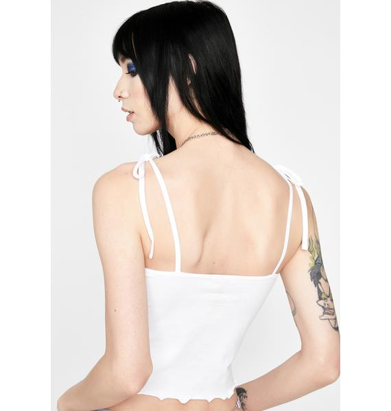 HOROSCOPEZ Lost In Thought Cami Top