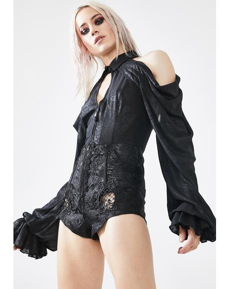 Demon's Tears Convertible Blouse