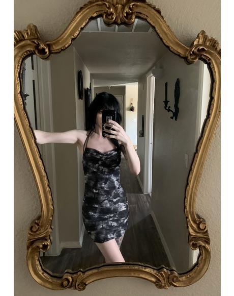 Reese Tie Dye Dress