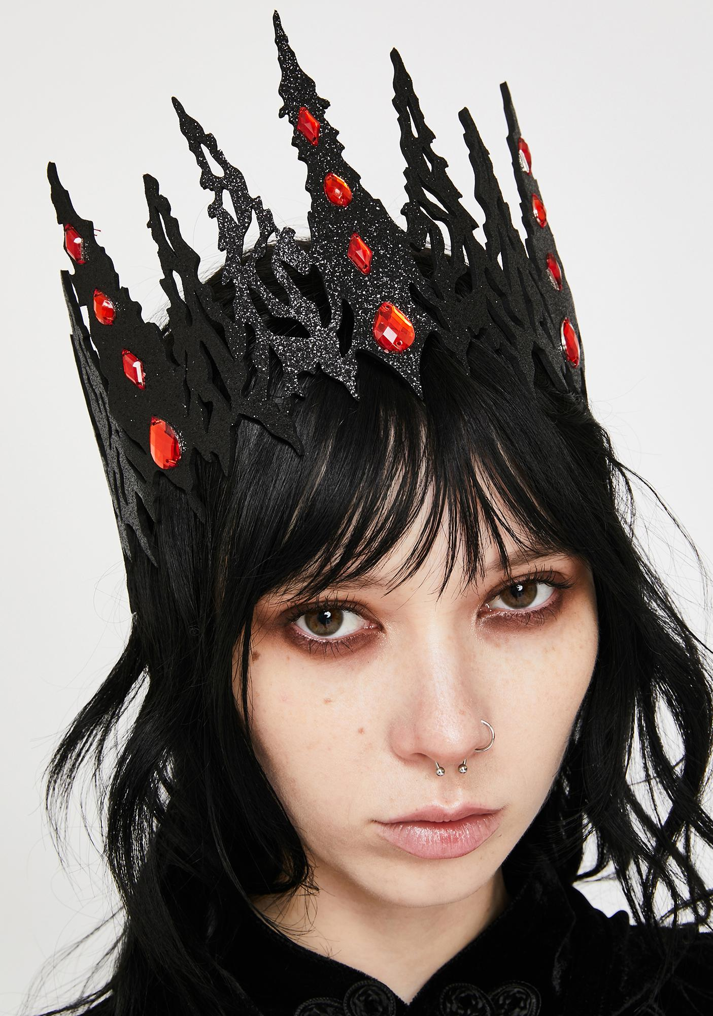 Sinister Goddess Soul Jeweled Crown