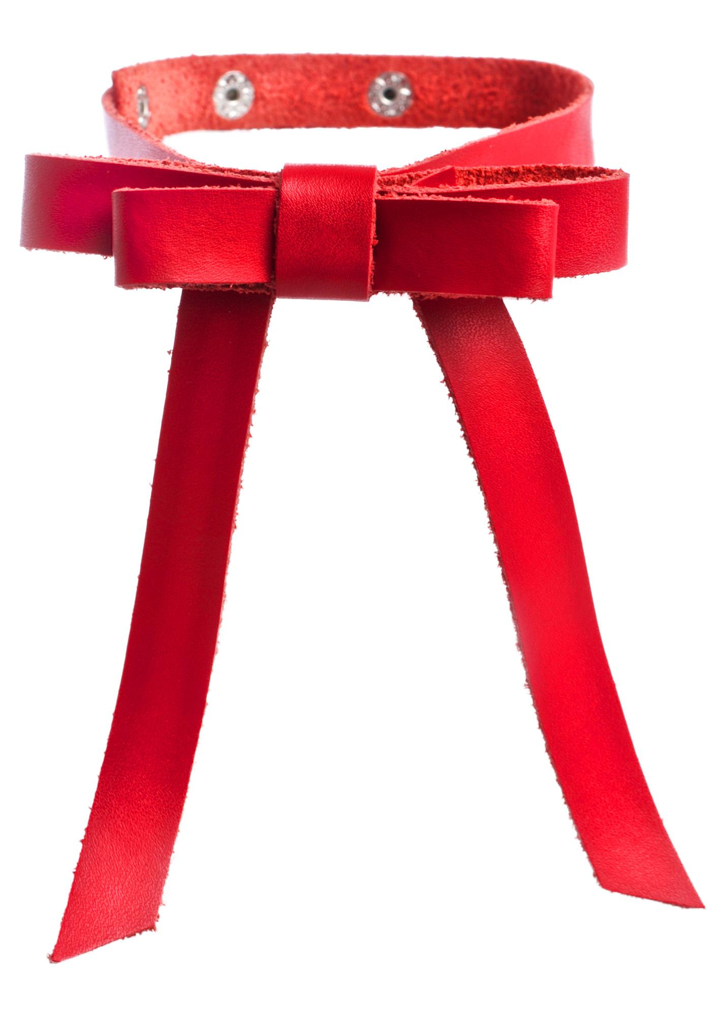 Valfré Ruby Bowie Choker