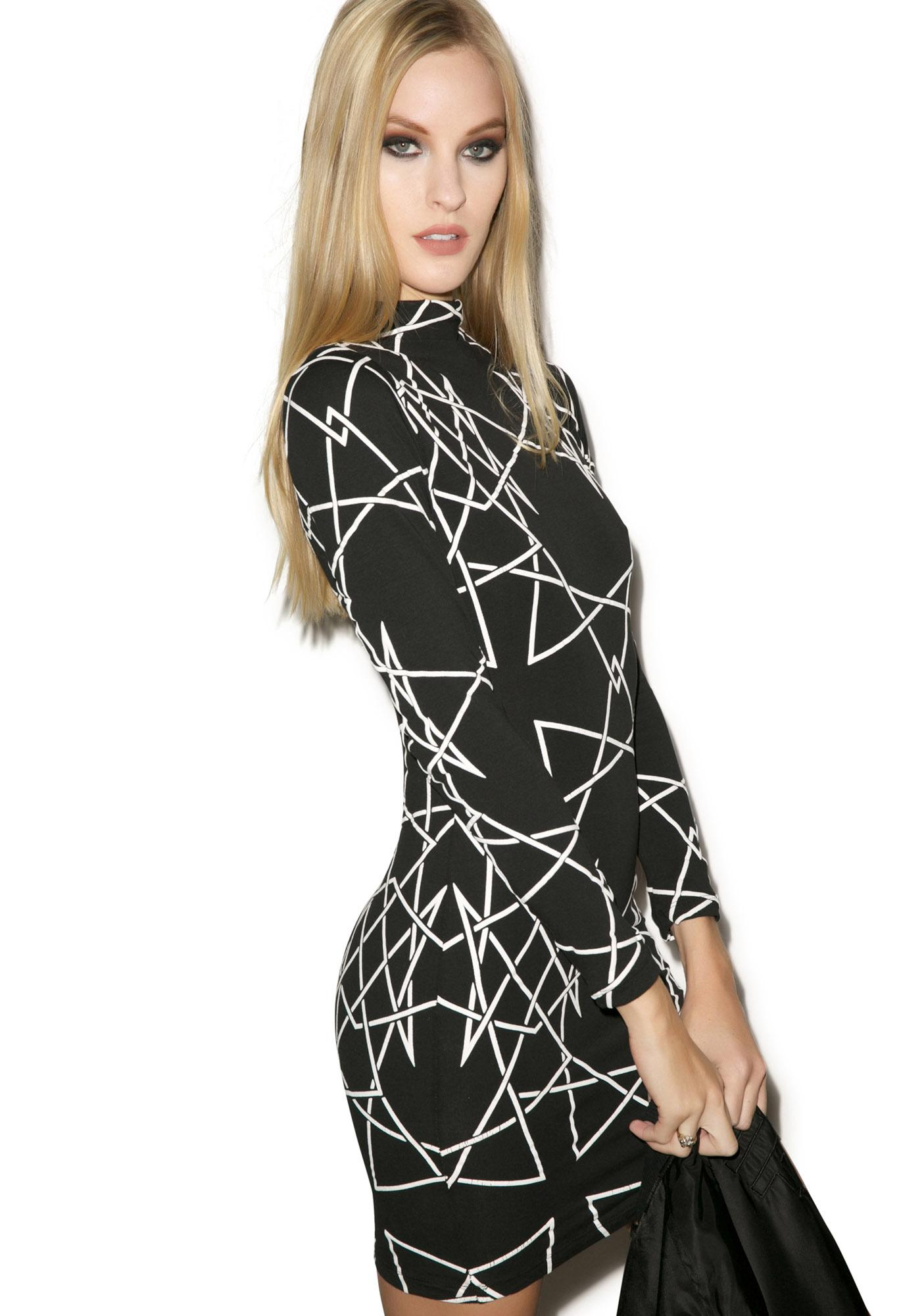 Long Clothing Infinity Dress