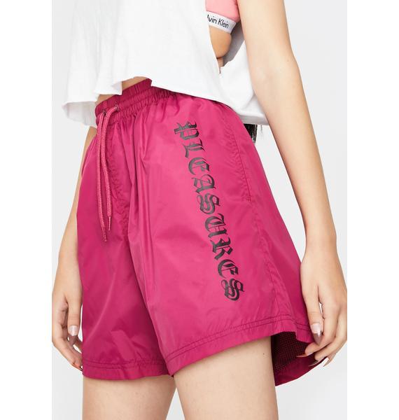 Pleasures Cult Lounge Shorts