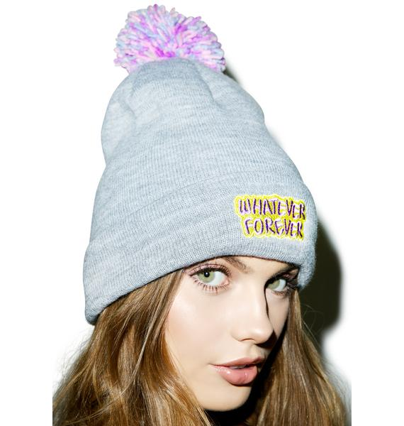 Local Heroes Whatever Forever Beanie