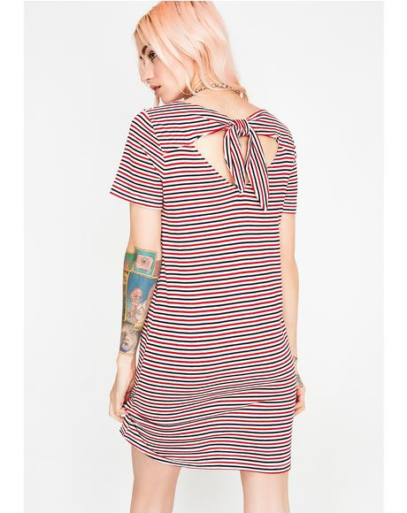I'm For It Tee Dress