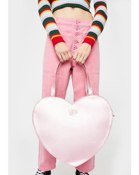 My Big Heart Tote Bag