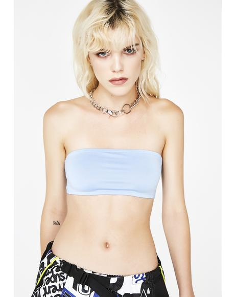 Royal Top Thot Tube Top