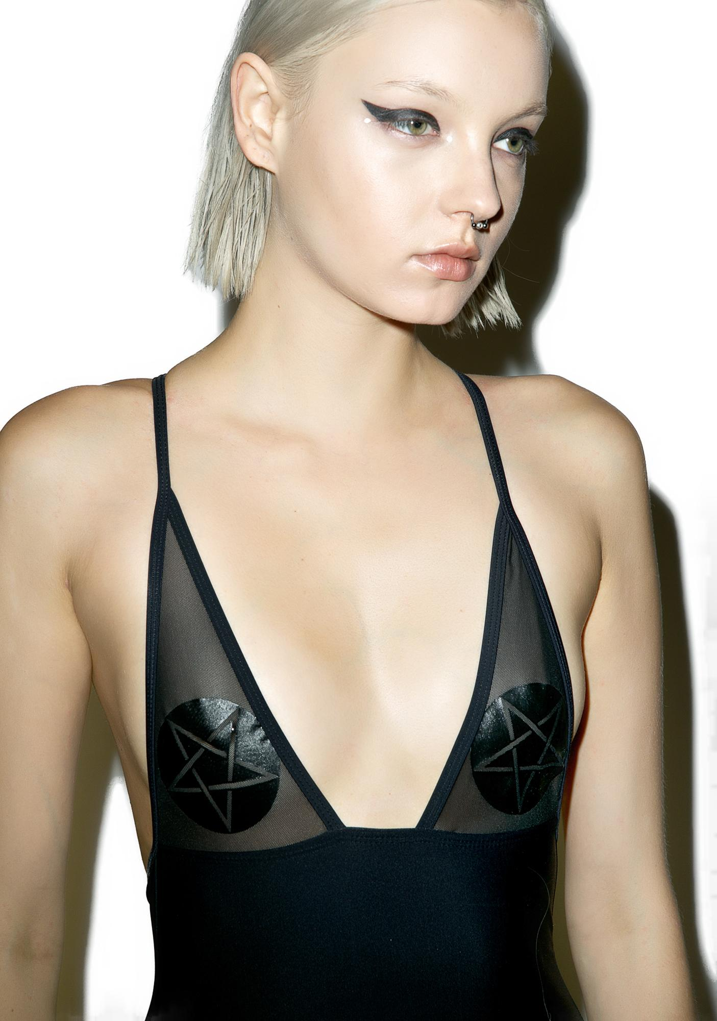 Disturbia Intentions Bodysuit