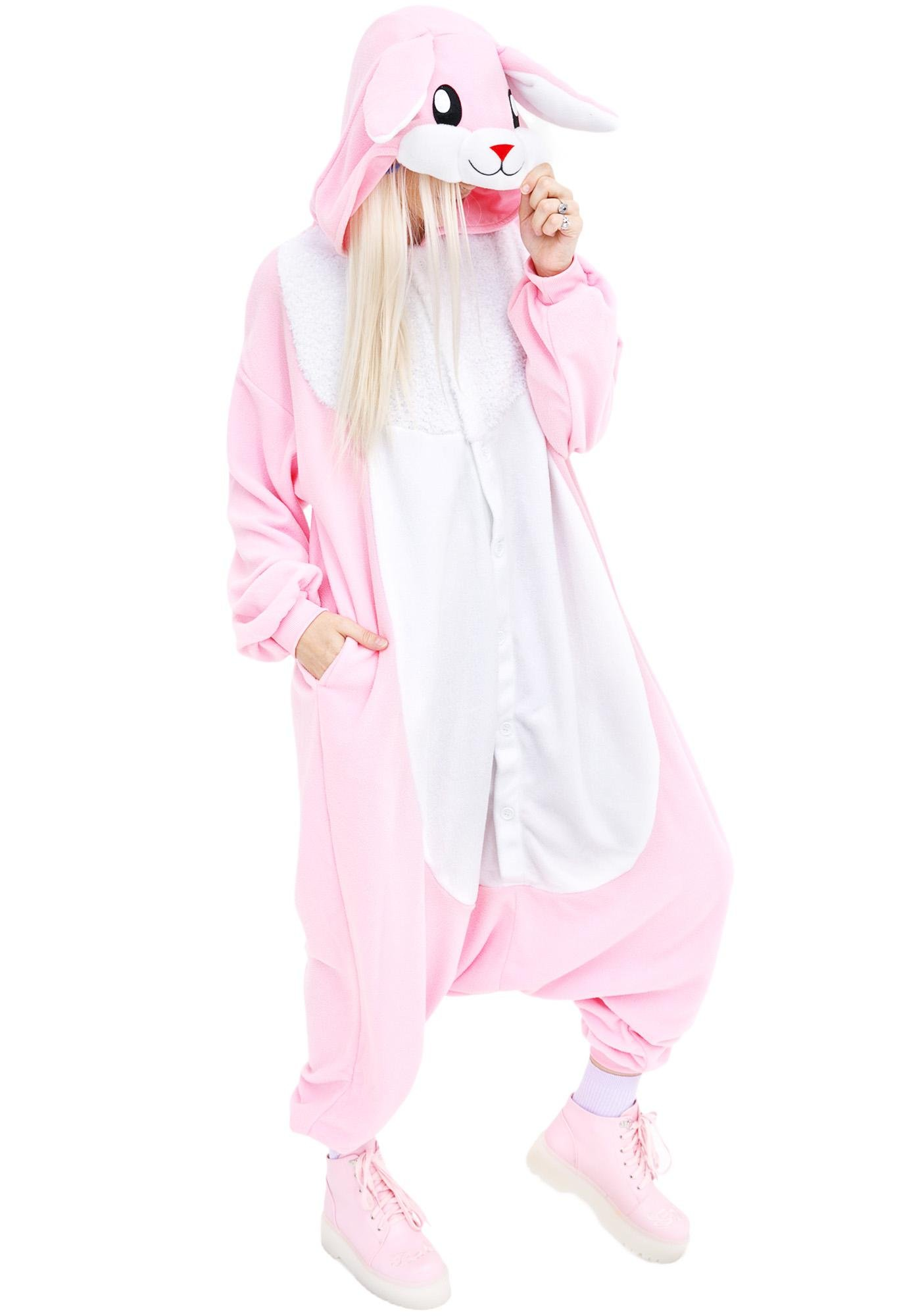 Sazac Kigurumi Rabbit