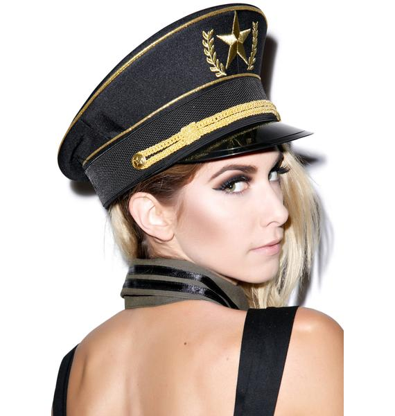 Yes Commander Hat