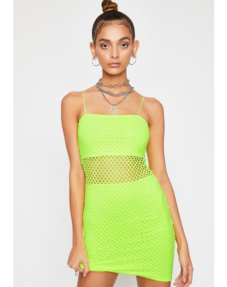On The List Cutout Dress