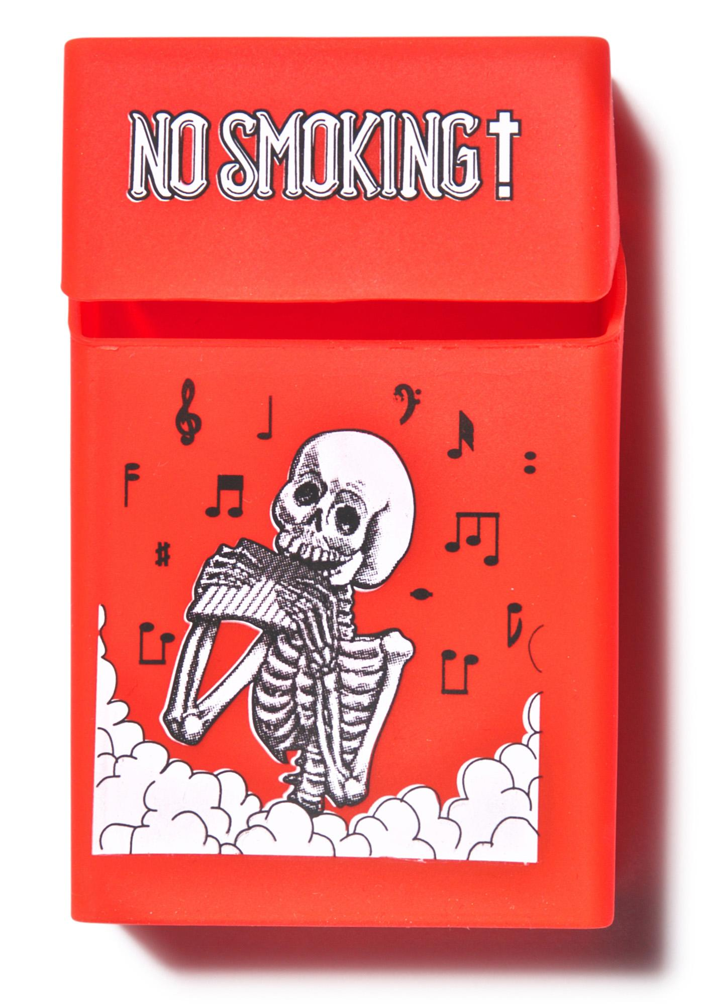 Dying For Music Cigarette Case