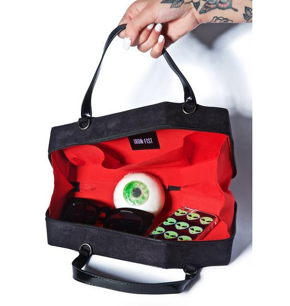 Iron Fist Coffin Bag