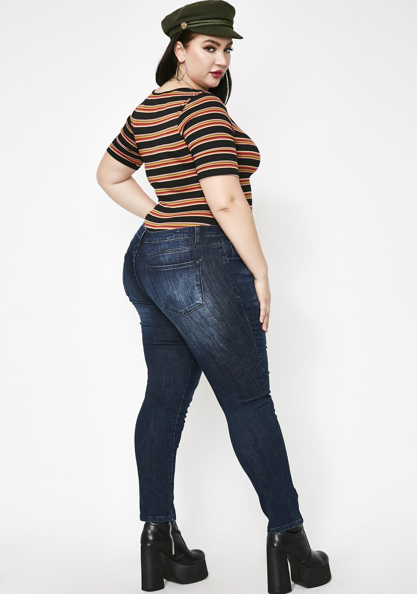 Ultimate Bangin Babe High Rise Jeans
