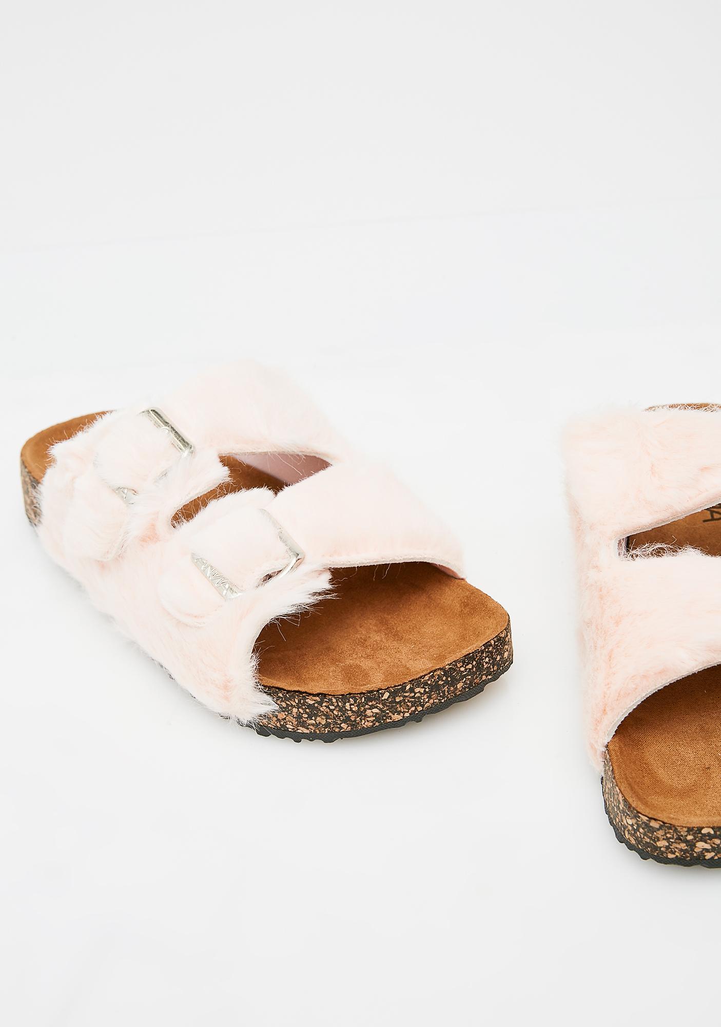 Fuzzy Footprints Slides