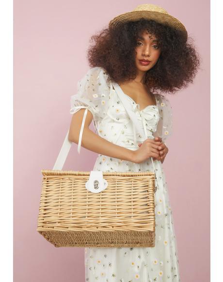 Mushroom Sugar N' Spice Picnic Basket
