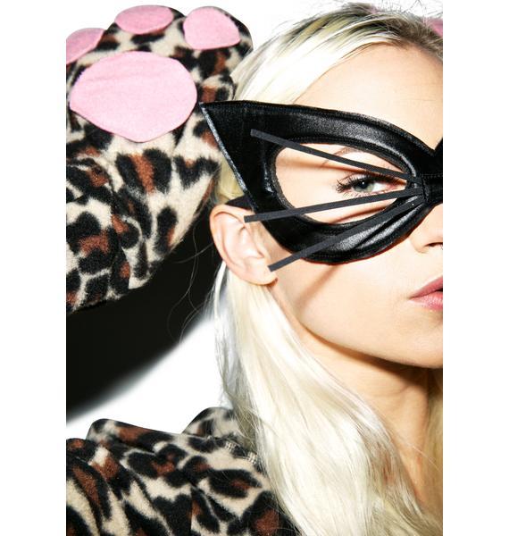 Sex Kitten Eye Mask
