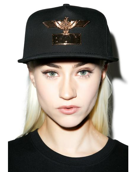 Black Eagle Boy Hat