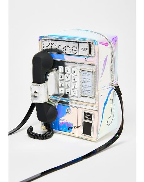 Telephone Crossbody Bag