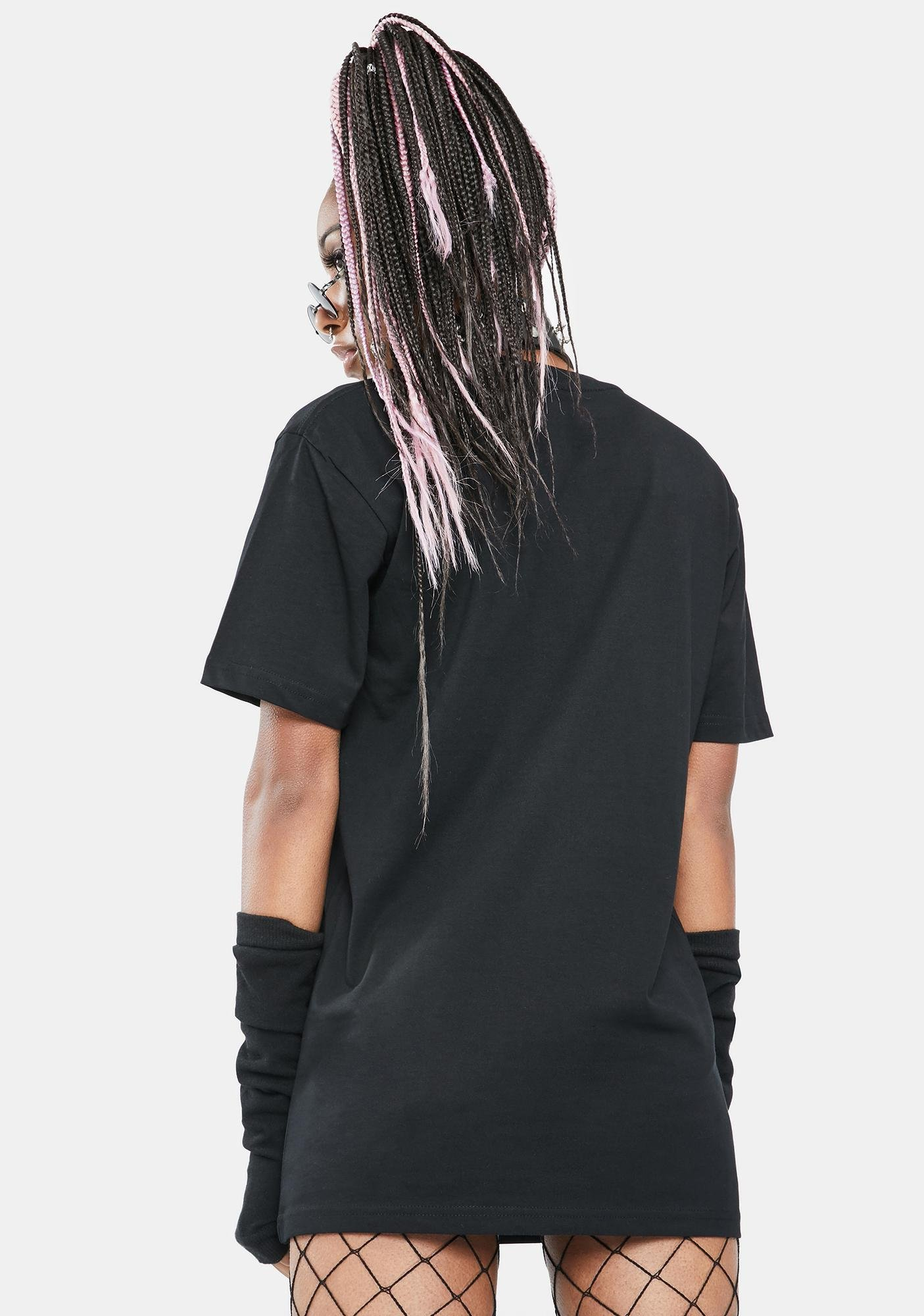 Electric Witch Dressed To Posses Graphic Tee
