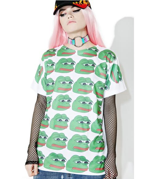 Feelz Bad Face T-Shirt