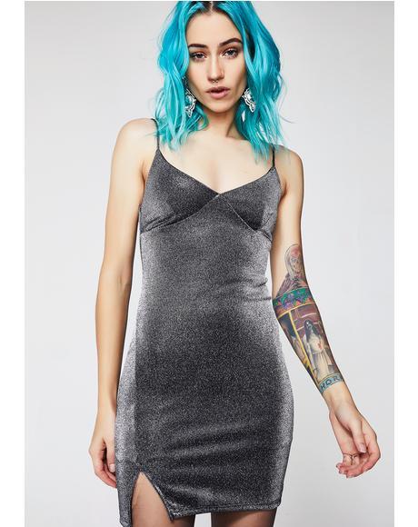 Not Faithful Mini Dress