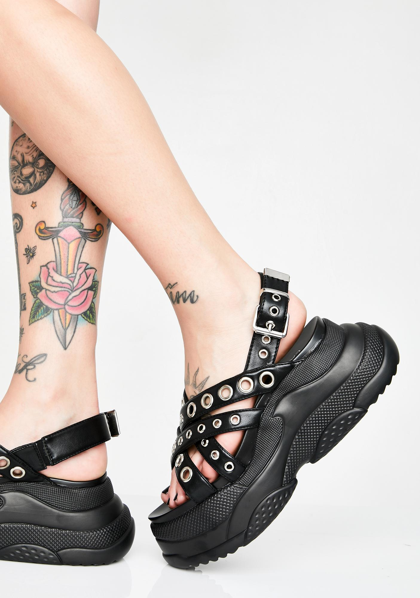 Lamoda All Me Platform Sandals
