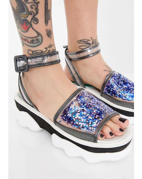 Salamata Chunky Sandals