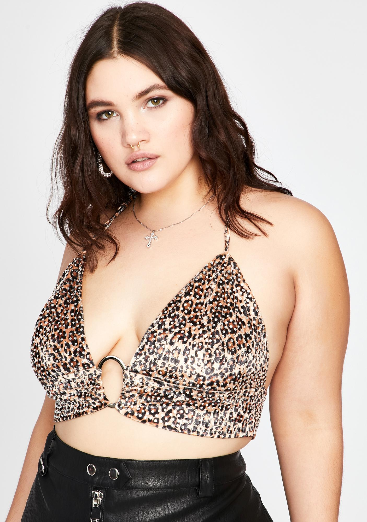 Got No Boundaries Halter Top