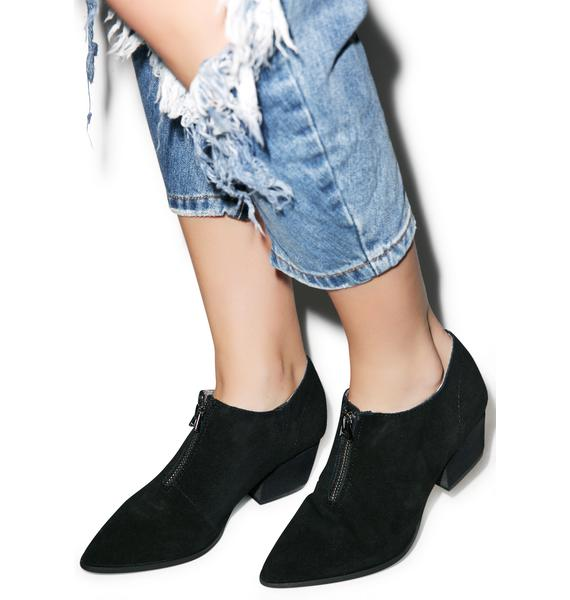 Y.R.U. Stallion Ankle Booties