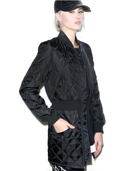 Stealth Bomber Dress