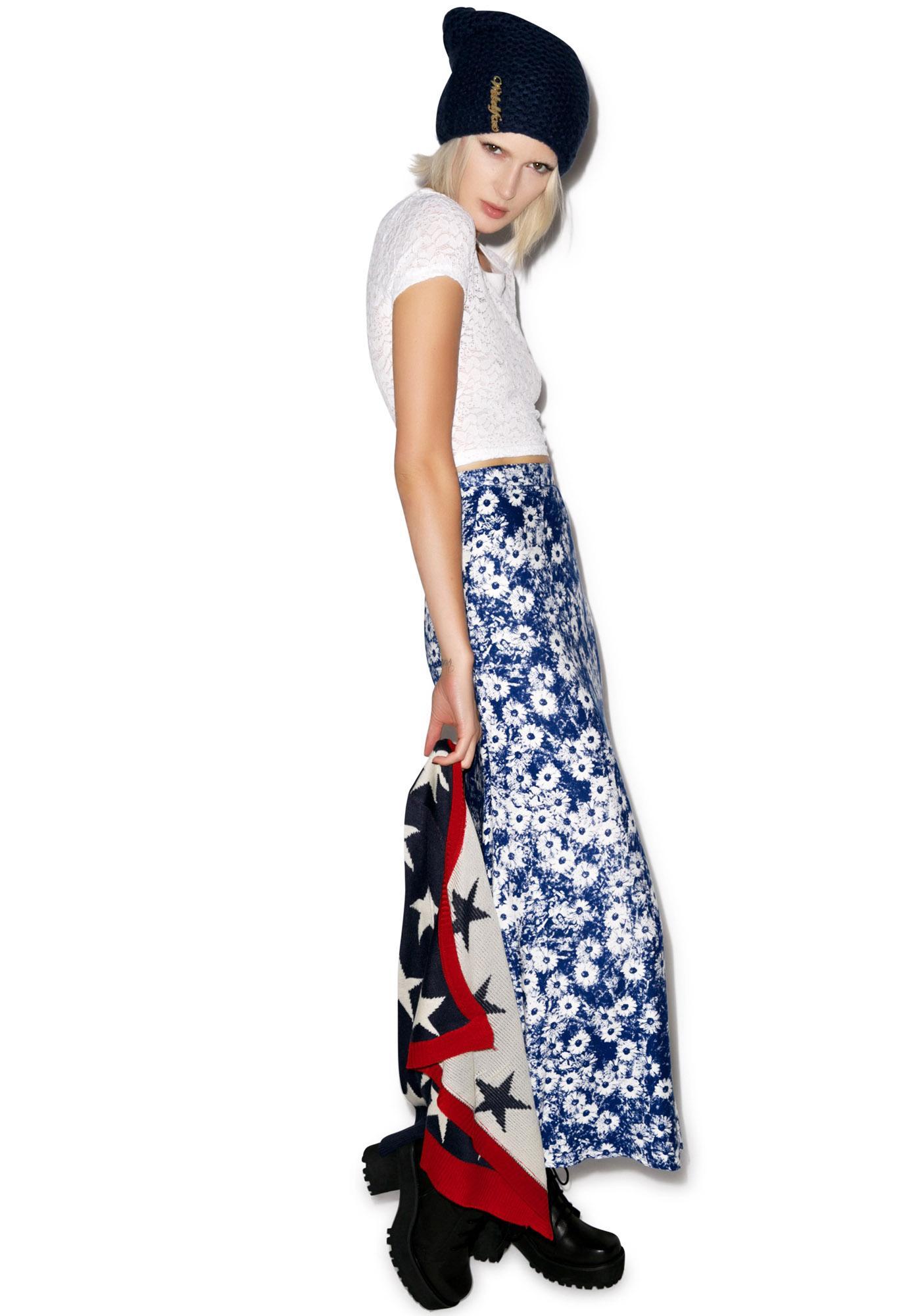 Motel Marla Maxi Skirt