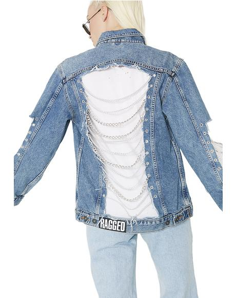 Steel Denim Jacket