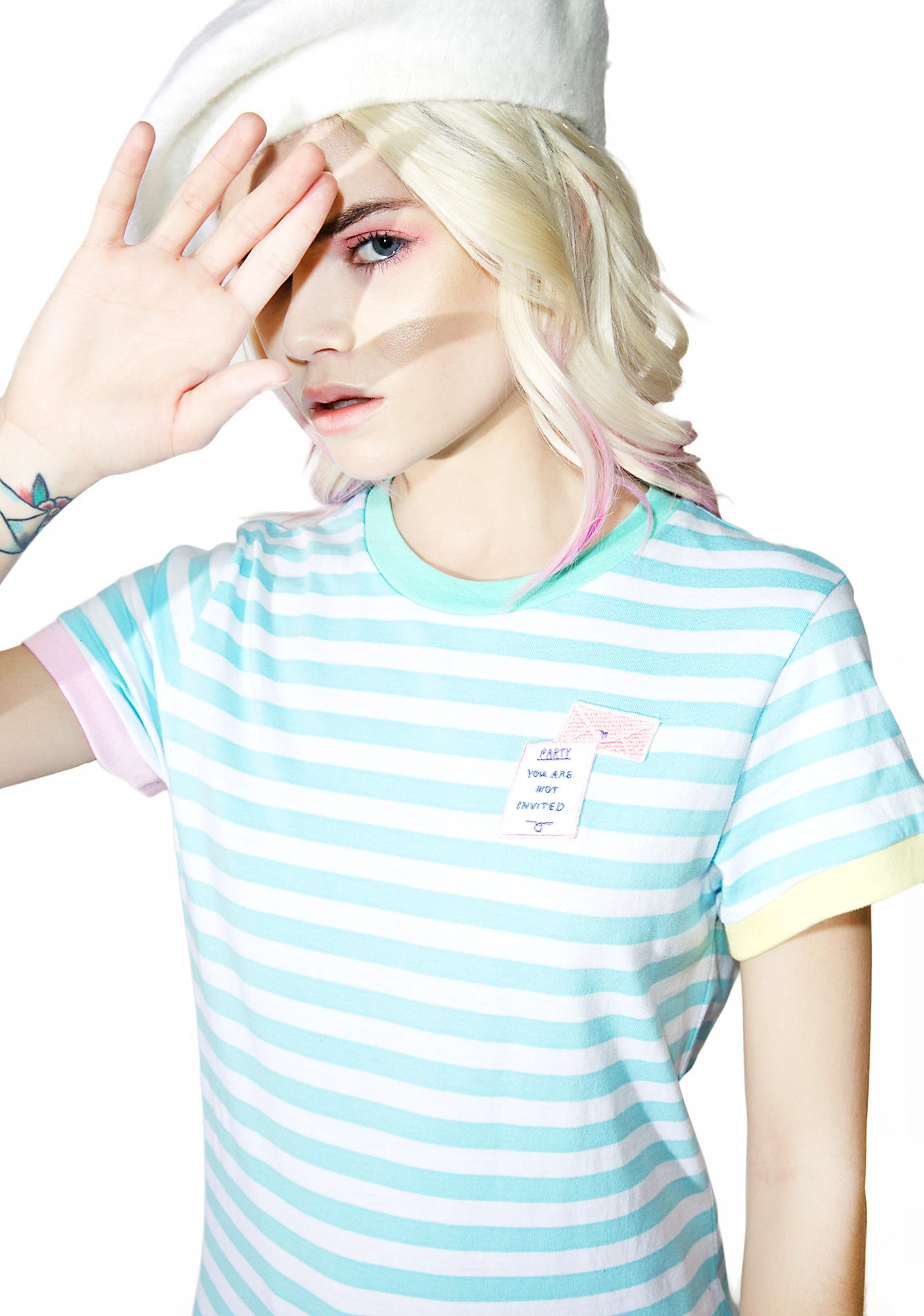 Lazy Oaf Uninvited Tee