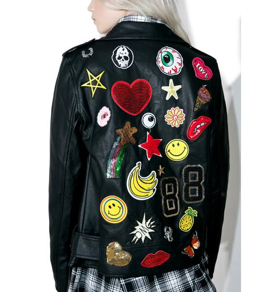 Gonzo Moto Jacket