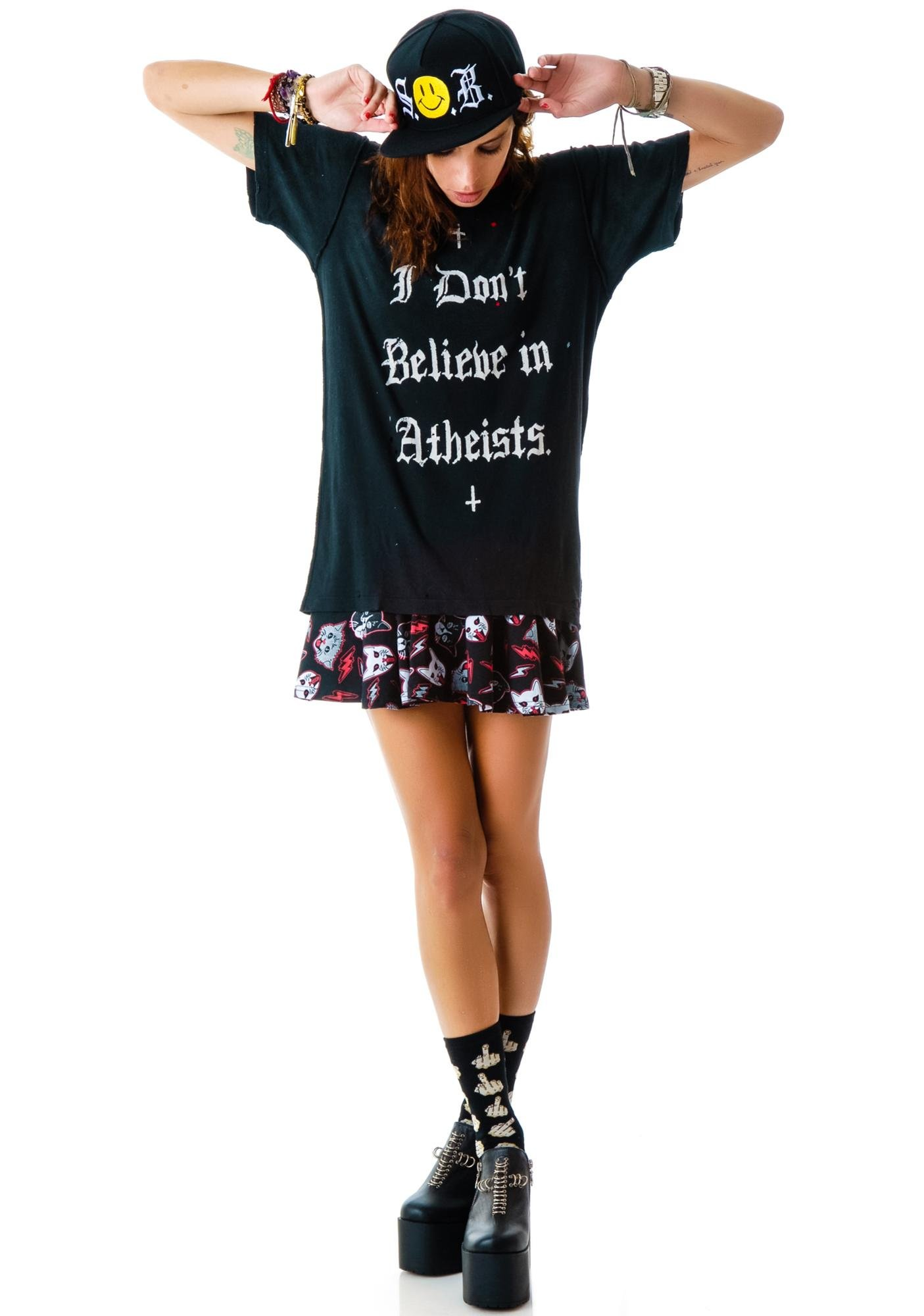 UNIF Dont Believe Tee