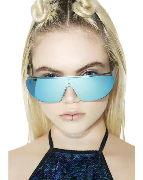 Blue Moon Terminator Sunglasses