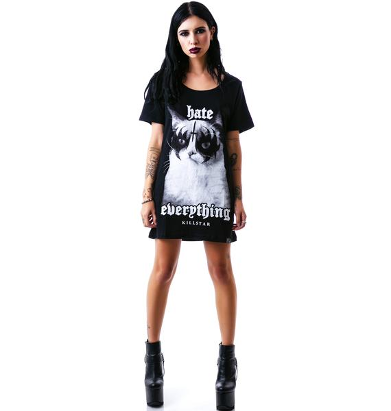 Killstar Grumpy T-Shirt